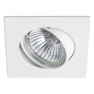Kit Recessed light ECLO white (steerable)