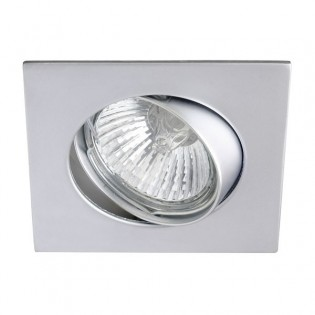 Kit Recessed light ECLO steel (steerable)