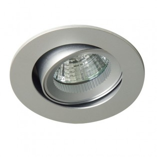 Kit Recessed light tilting Aluminium