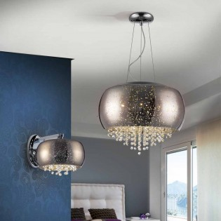 Pendant lamp LED Caelum