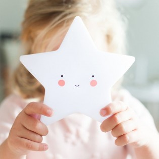 White Star Kid´s Night Light