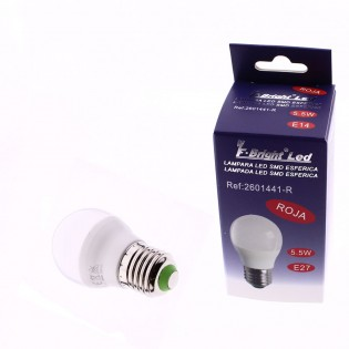 Spherical LED Light Bulb (4W)