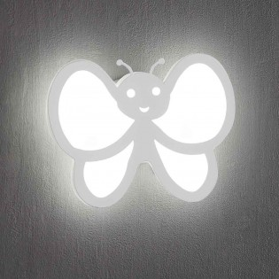 LED wall light Mariposa (10W)