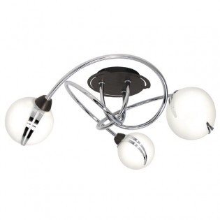 Ceiling Flush Light Ball (3 lights)
