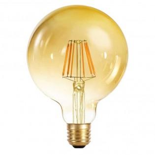 LED Bulb Globe Adjustable E27 (8W)