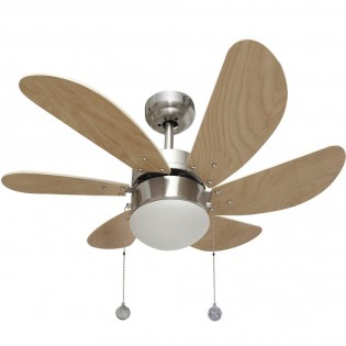 Ceiling fan with light Electra (15W)