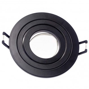 Pack 10 CLASSIC redondo negro
