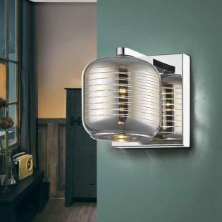 LED Wall Light Vias (6W)