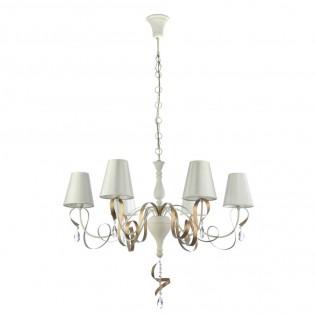Pendant lamp Intreccio (6 lights)
