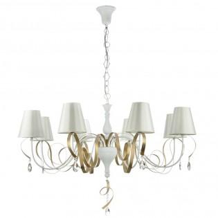 Pendant lamp Intreccio (8 lights)