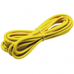 Cable textil YELLOW