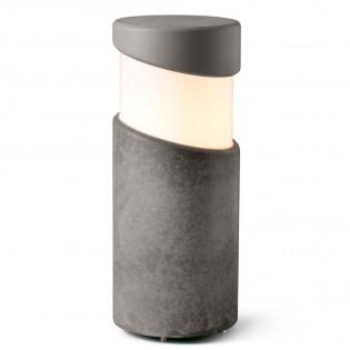 Outdoor Pedestal light Block