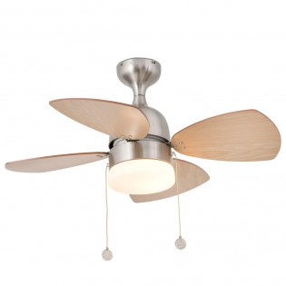 Ceiling Fan Mediterranean with light