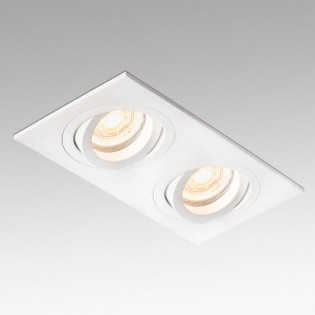 Double Recessed light Radón