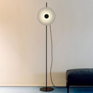 Floor lamp LED Halos (9,6W) by Milan Iluminacion. Made in Barcelona. Lighting.