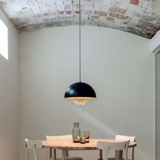Ceiling light Raindrops, by Milan Iluminacion.