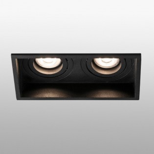 Recessed light Hyde square (2 lights)