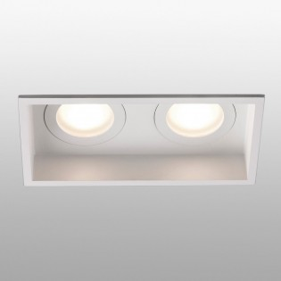 Recessed light for bathroom Hyde (2 lights)