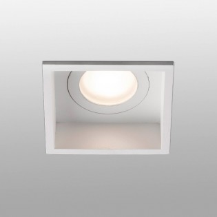 Recessed light Hyde of one light (square)