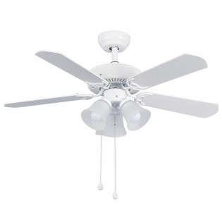 Ceiling fan with Light Santa Ana