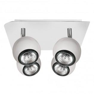 Ceiling Flush Light Dalí (4 Lights)