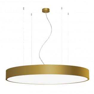 Isia LED Ceiling Lamp (Gold colour)