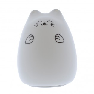 Cat LED Children's Night Lamp (0,4W)