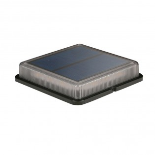 Solar LED bollard light Kipper (1.5W)