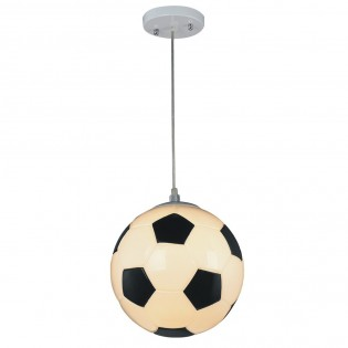 Ceiling Light Soccer Ball
