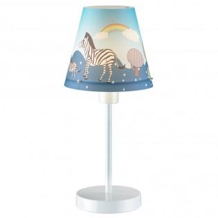Children's table lamp Zebras