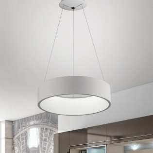 LED Pendant Light Kubika (White)