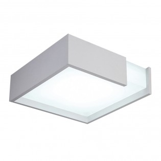 Square Ceiling Flush Light Kubika LED (20W)
