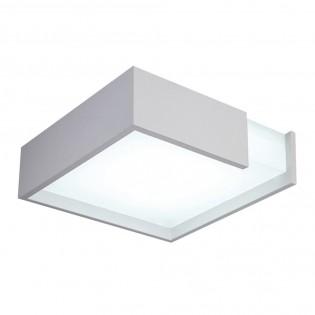 Square Ceiling Flush Light Kubika LED (20W)