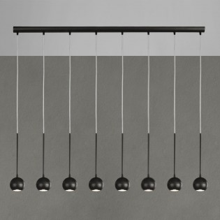 Ceiling Track Light Esfera (8 lights)