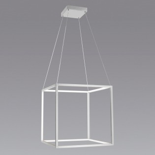 Cube shape LED Suspended Light Kubika (53W)