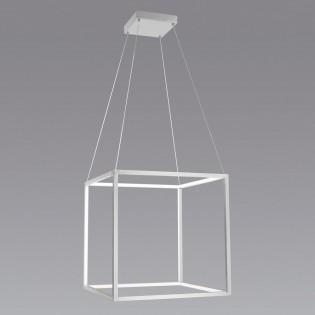 Cube shape LED Suspended Light Kubika (53W)