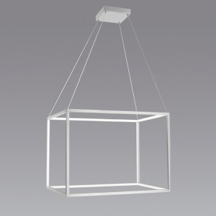 Cube shape LED Pendant Light Kubika (65W)