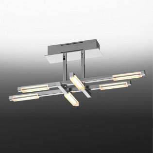 Semi Flush Ceiling Light LED Line (27W)