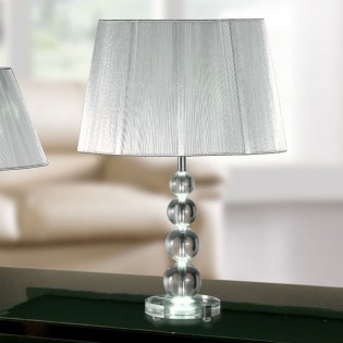 Table Lamp Bol with decorative LED