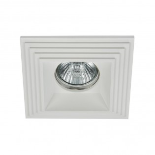 Recessed Gyps Modern (Square)