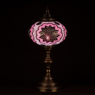 Buro34 Turkish Lamp (Pink)