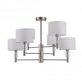 Modern chandelier Lincoln (6 lights)
