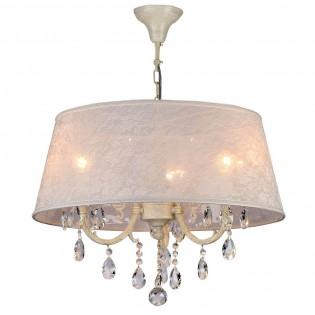 Chandelier with Shade Filomena (3 lights)