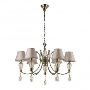 Chandelier Murano (6 lights)