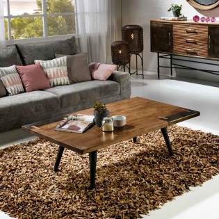 Living Room Table Dresde (140x80)