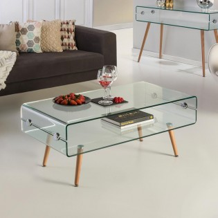 Coffee Table Glass II (110x55)