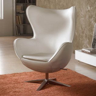 Swivel Armchair Egg