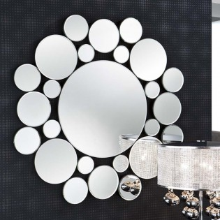 Decorative Mirror Leila (80x80)