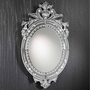 Decorative Mirror Midas (70x40)