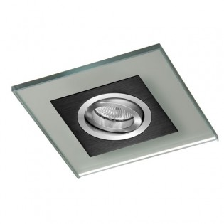 Kit Recessed light CLASS (black + silver)